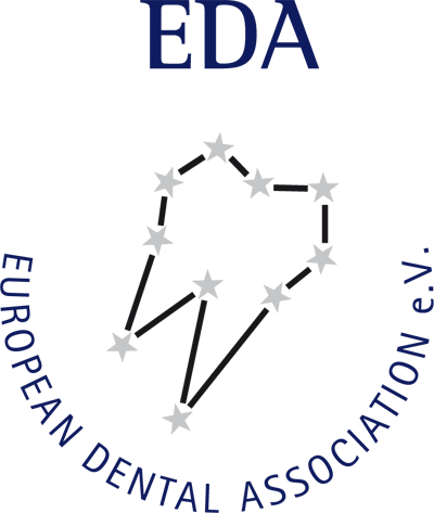 Logo EDA - European Dental Association e.V.